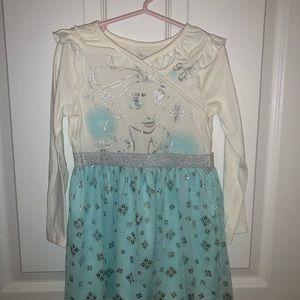 Frozen Toddler Dress!